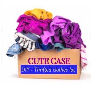 DIY name brand clothes lot